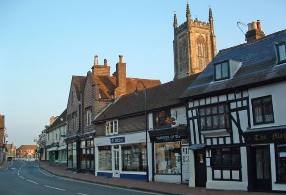 Guided Tour of Historic East Grinstead