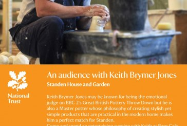 An Audience with Keith Brymer Jones