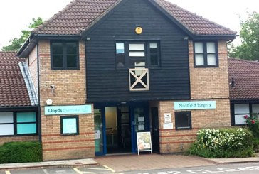 GP not A&E in East Grinstead