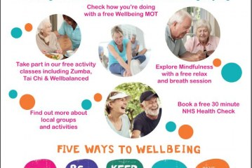 Free Health and Wellbeing for older people