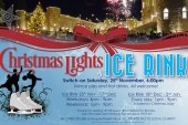 Festive Ice Rink and Lights Switch on at Saint Hill