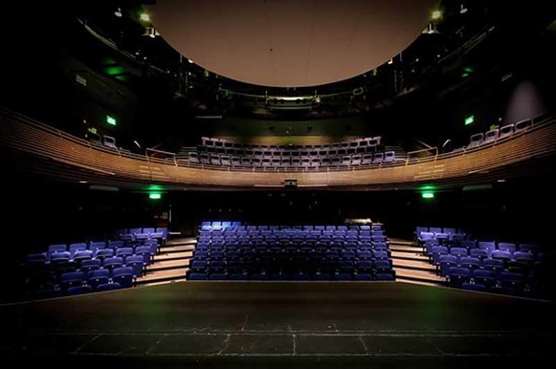 Chequer Mead main auditorium