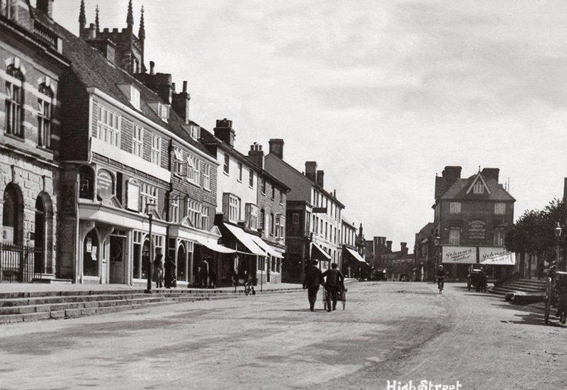 Historic High Street