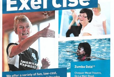 Get back to exercise in East Grinstead