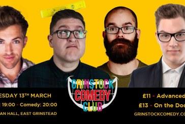 Grinstock Comedy Club