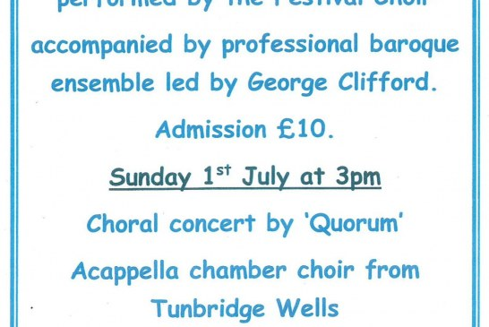 Choral Concerts at St Swithun's