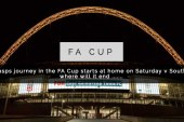 East Grinstead Town FC play in FA Cup Preliminary Round