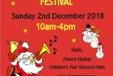 Do you want to have a stall at the Christmas Family Festival?