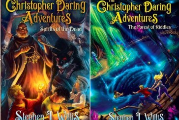 Local author, Stephen J Willis – Booksigning 6th October