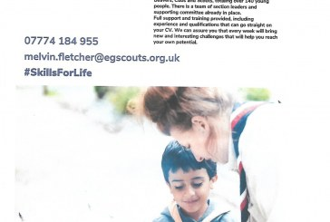 Could you be a Group Scout Leader?