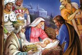 Christmas Services at Our Lady & St.Peter, East Grinstead and St.Bernard, Lingfield 2018