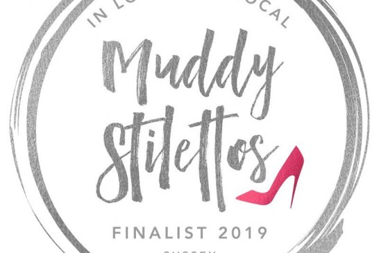 KITCHENS BESPOKE THROUGH TO THE SUSSEX MUDDY STILETTOS AWARDS 2019!
