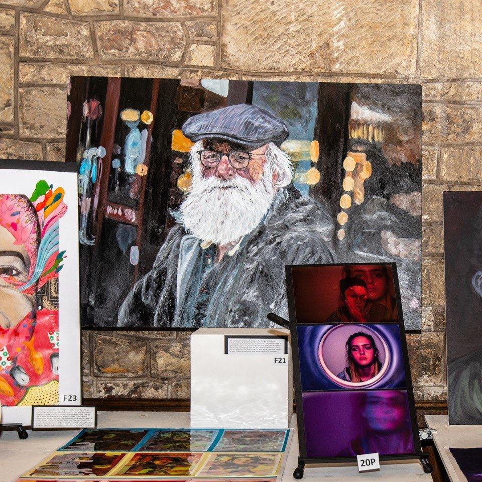 Meridian Rotary Arts Festival