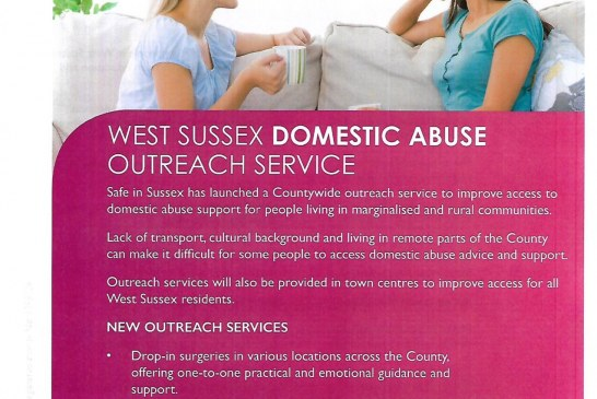 Safe in Sussex