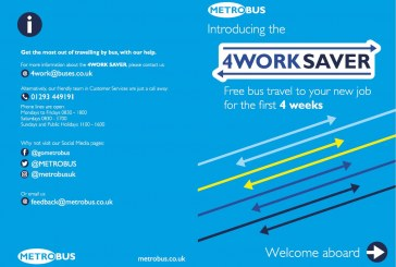 Travelling to a new job by bus?