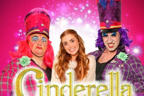Chequer Mead Theatre and LP Creatives Present 'Cinderella'
