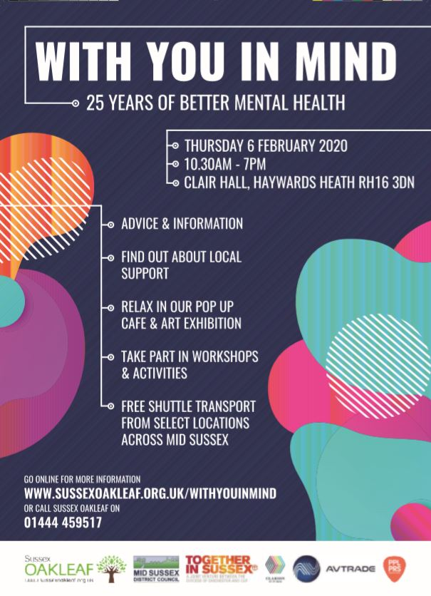 25 Years of Better Mental Health