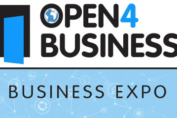 'Open4Business' Expo Stands Being Snapped Up