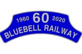 The Bluebell Railway re-opens on August 7th