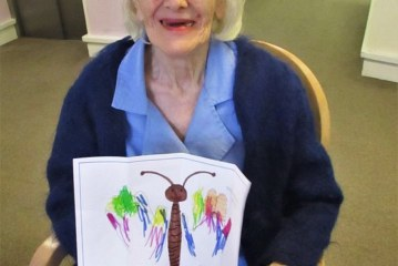 East Grinstead care home thanks local community for their support