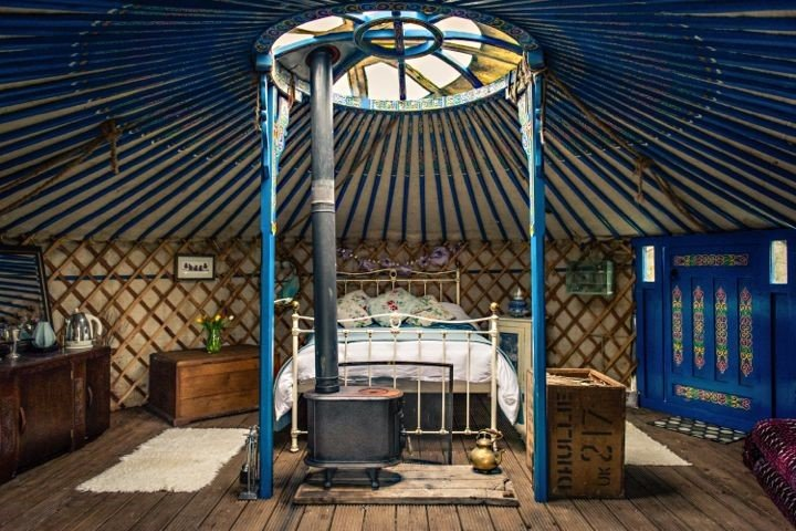 East Grinstead Family Glamping event. Escape to the Country