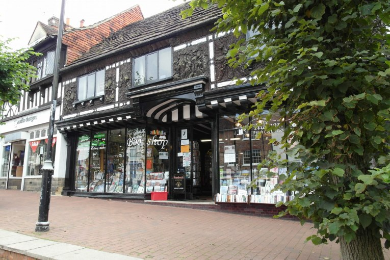 East Grinstead Book Shop to host events via zoom