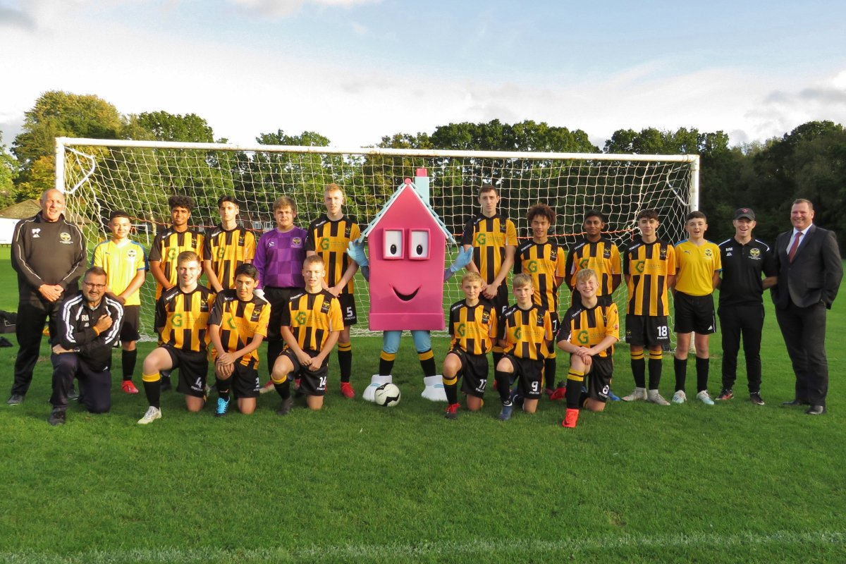 East Grinstead Wasps Team Sponsor