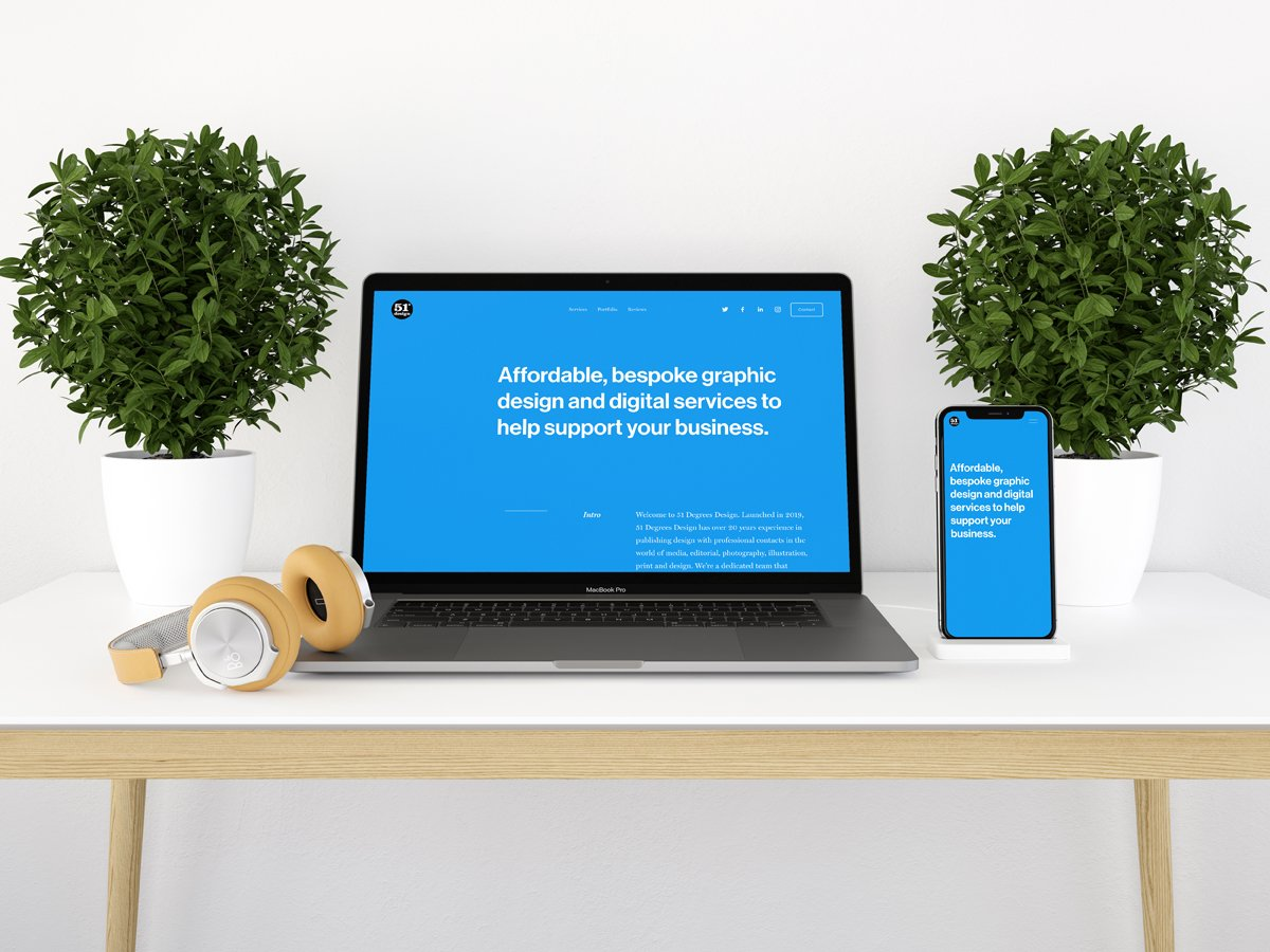 Website Design promo