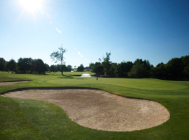 Bunker at Chartham Park Course
