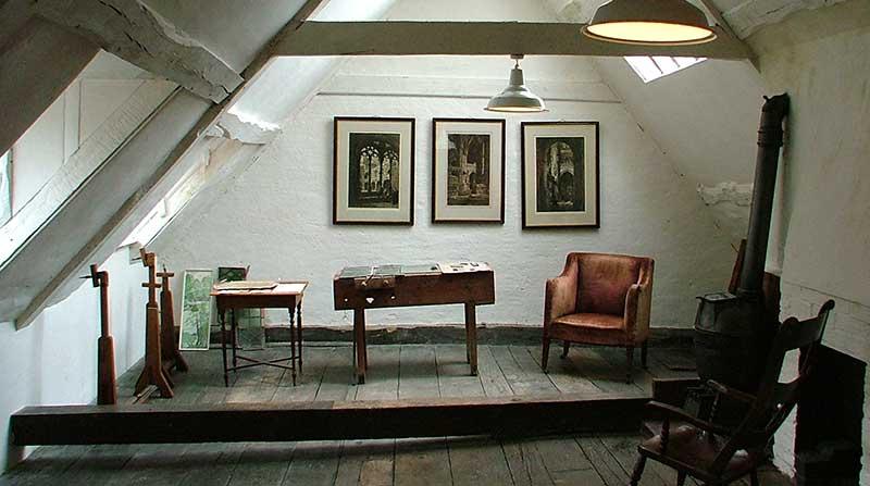 Sackville House Interior
