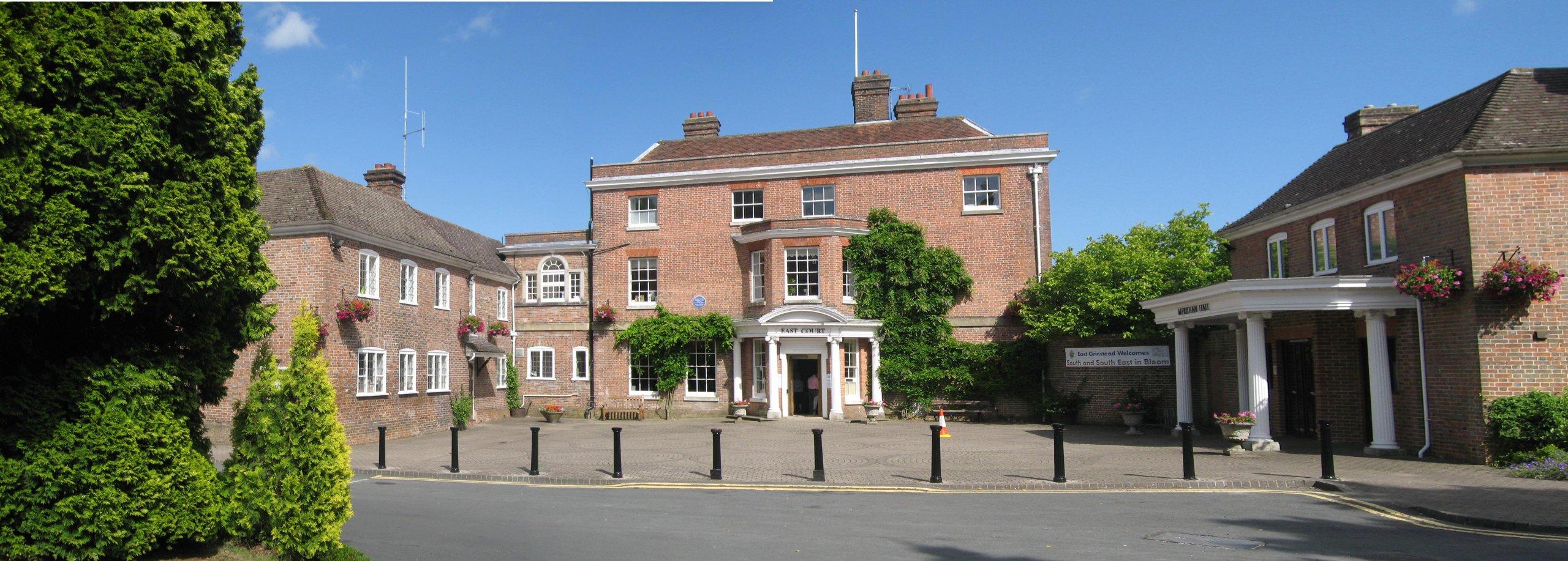 East Court Mansion