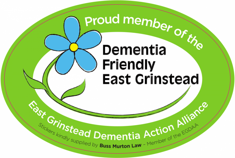 TURNING THE TOWN BLUE FOR DEMENTIA AWARENESS WEEK 17-23 MAY