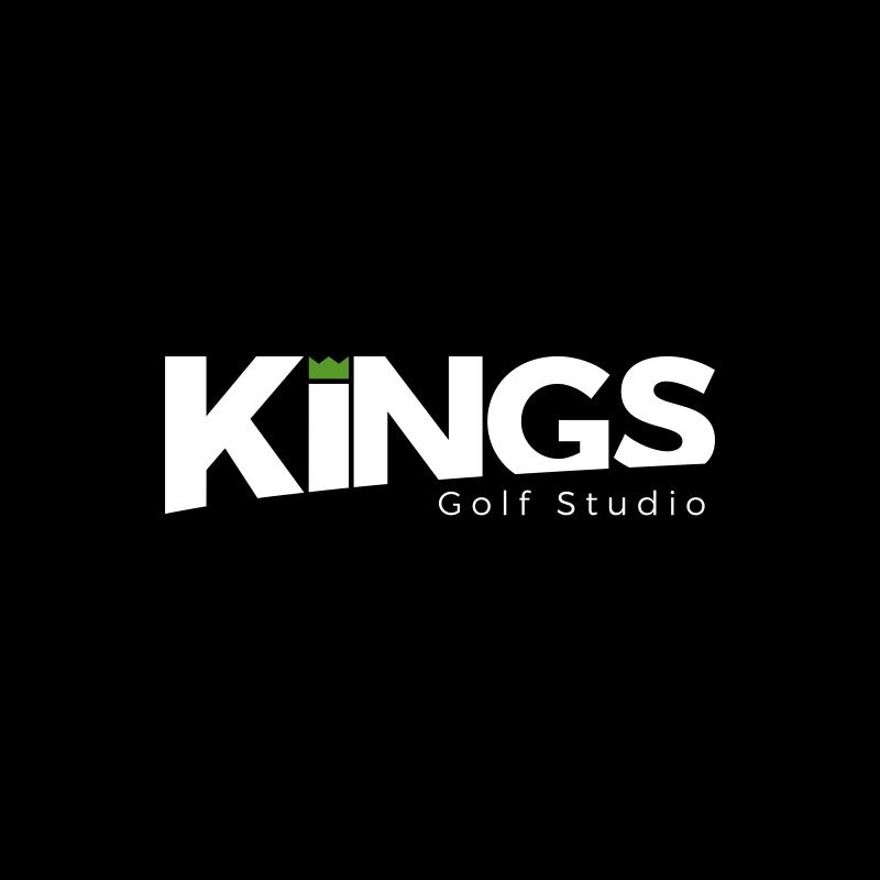 Kings Golf Studio Logo