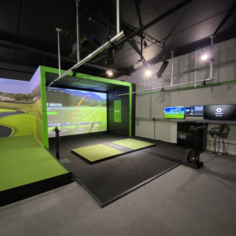 Elite Performance Room